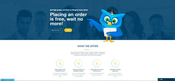 Review of PapersOwl.com Esssay Writing Services