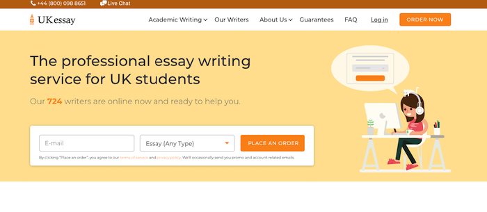 Review of UKEssay.com Writing Services